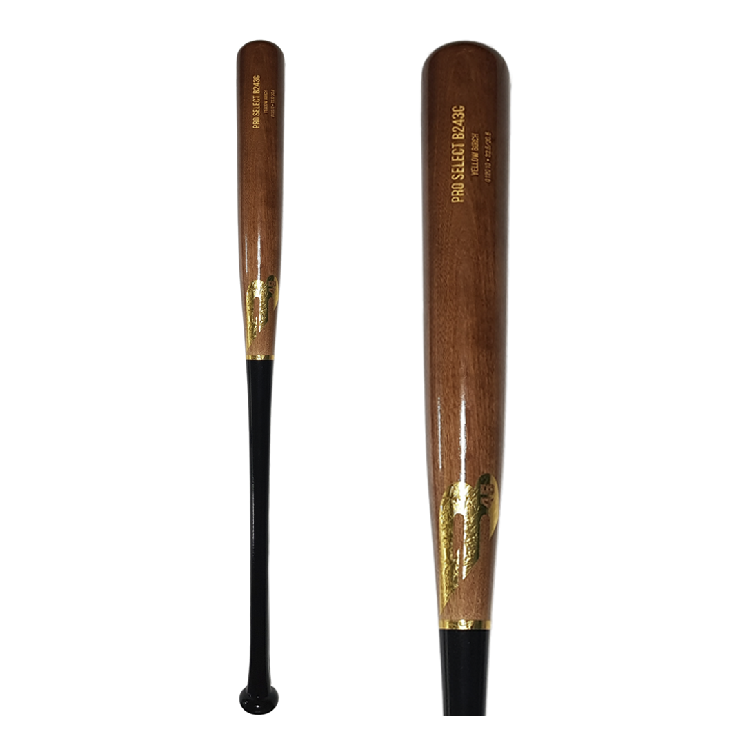 B45 B243c Pro Select Stock Baseball Bat_Base 2 Base Sports