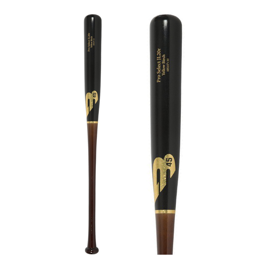 B45 JL20R Pro Select Stock Baseball Bat | Jonathan Lucroy_Base 2 Base Sports