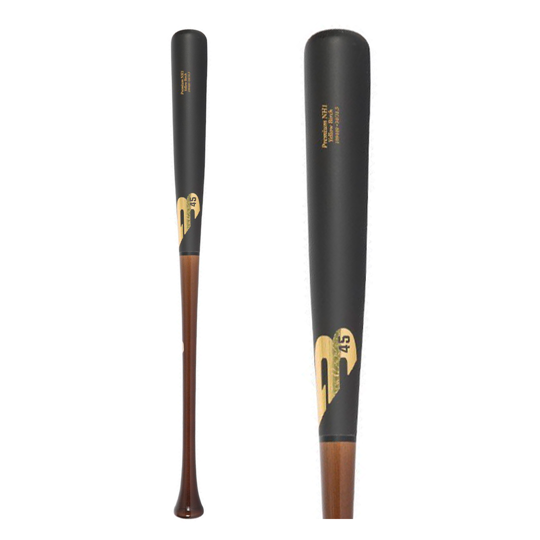 B45 NH1 Premium Baseball Bat_Base 2 Base Sports