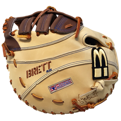 Brett Bros GB5 Series GB-17-FM/109 First Base Baseball Mitt_Base 2 Base Sports