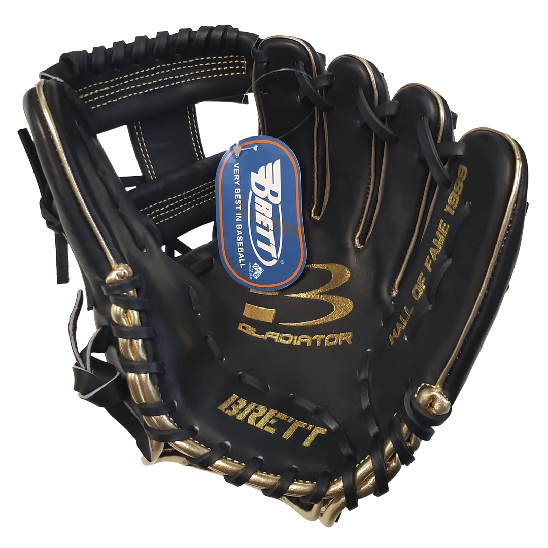 "Brett Bros HOF Series 11.50"" Baseball Glove"