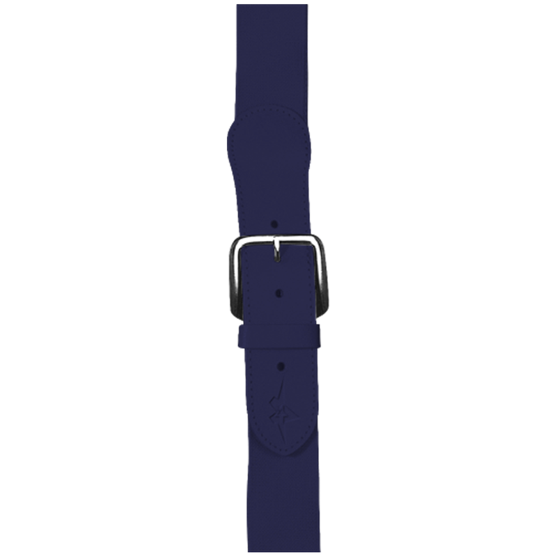 Alleson Athletic Adjustable Elastic Belt - Navy