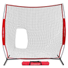 PowerNet 7x7 Pitch-Thru Protection Screen for Softball