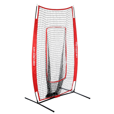 PowerNet Infielder Training Net for Baseball Softball Drills
