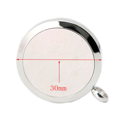 Baseball Player Diffuser Locket | Aromatherapy | Essential Oil | Perfume | 30mm