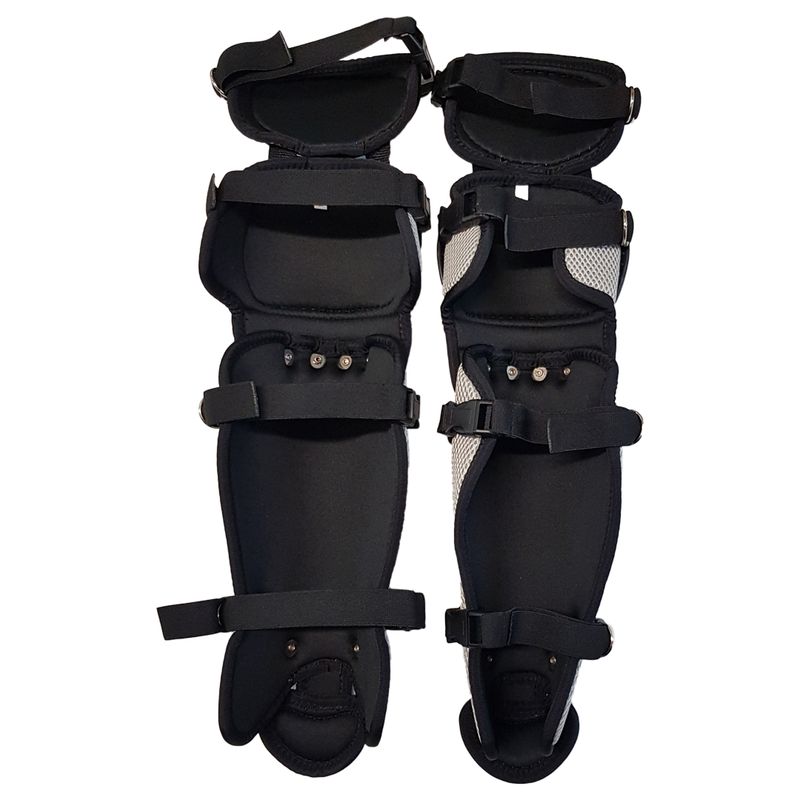 Brett Gladiator Youth Catcher Leg Guards_Base 2 Base Sports