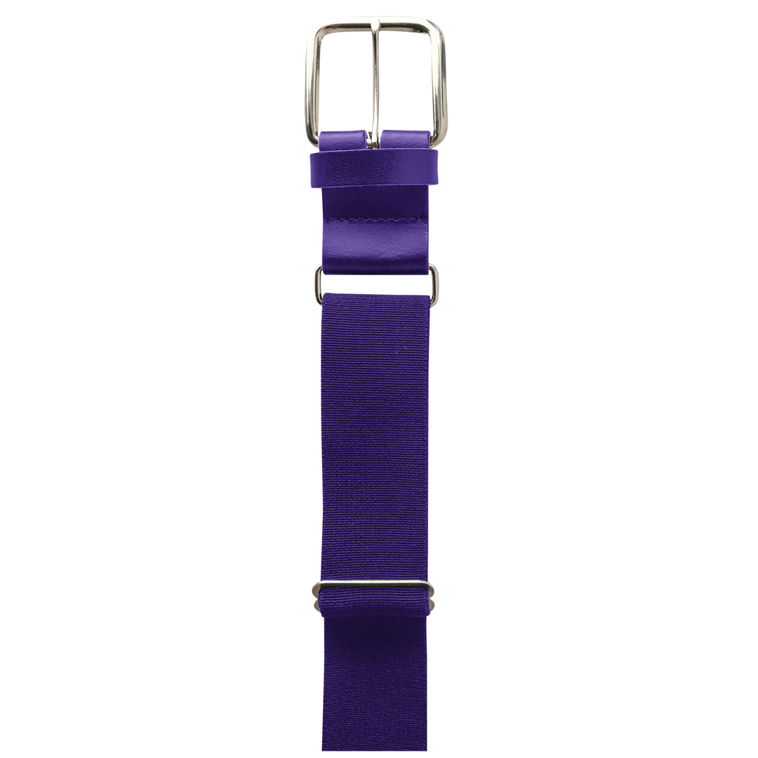 Champro MVP Baseball Belt - Purple_Base 2 base Sports