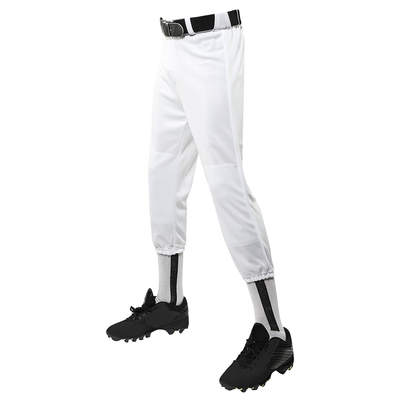 Champro Performance Youth Pull Up Baseball Pants with Belt Loop_Base 2 Base Sports