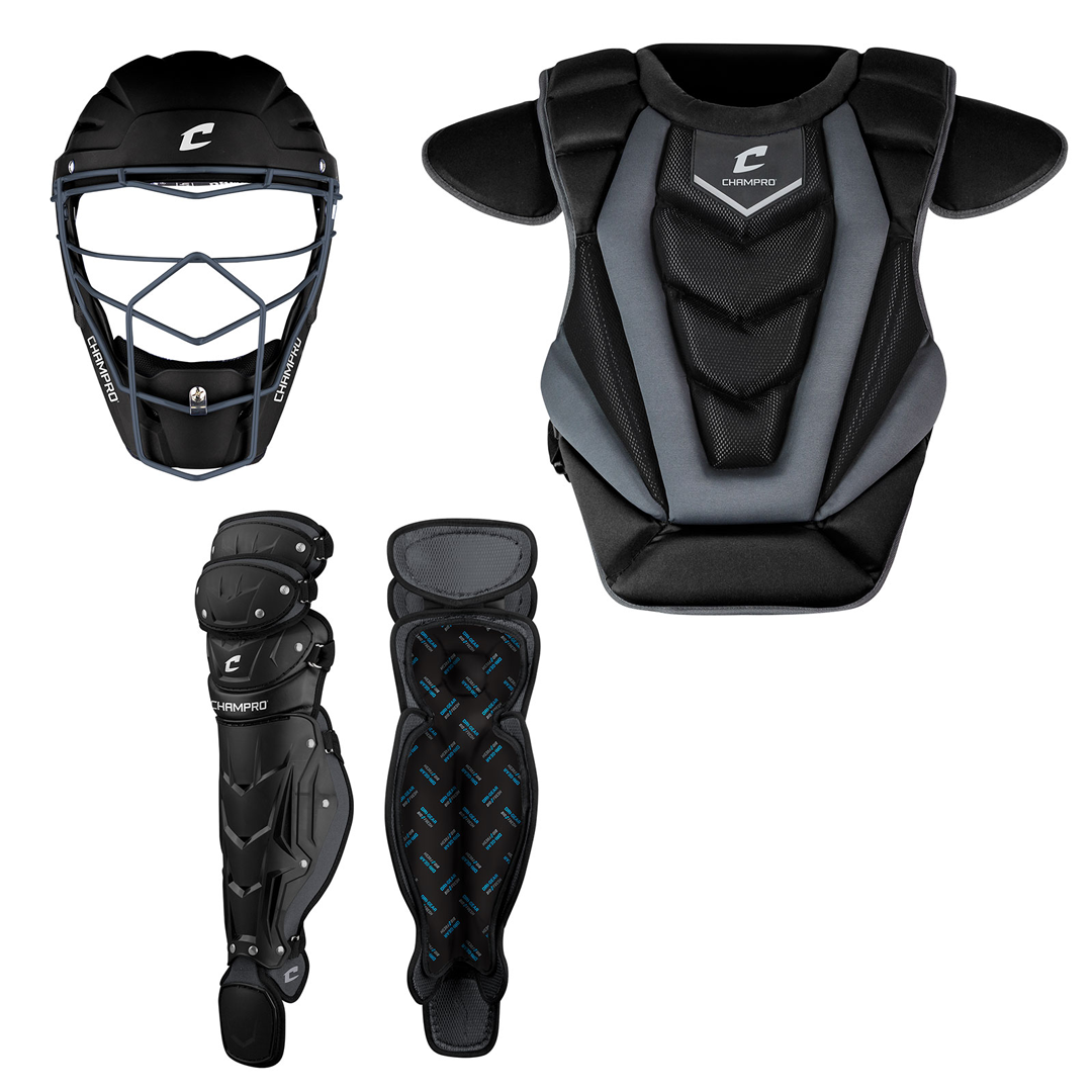 Optimus Pro Intermediate Catcher's Set_Base 2 Base Sports