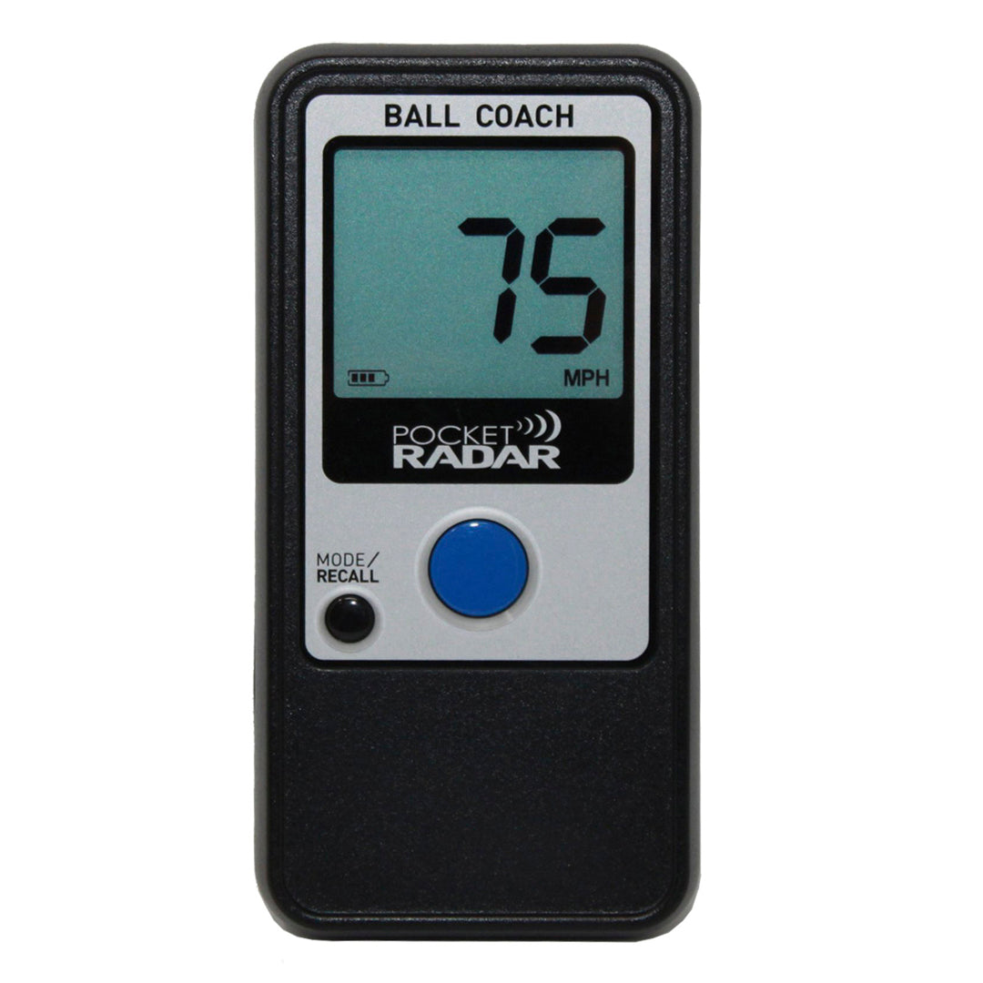 Pocket Radar - Ball Coach Radar™ (Model PR1000-BC)