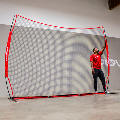 PowerNet 12 x 9 Barrier Net, Player/Property Protection Net