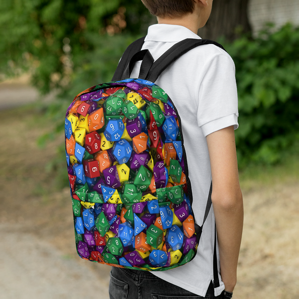Polyhedral Backpack