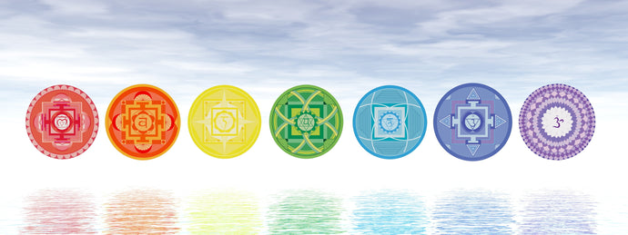 Chakras: The Energy Flows of Our Body