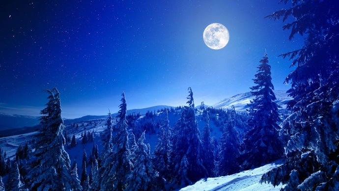 The Magical Meaning Behind The December Full Cold Moon