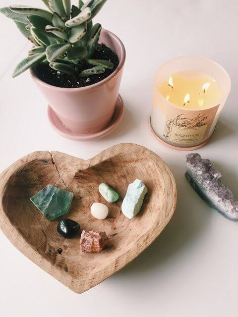 Crystals for Overcoming Jealousy