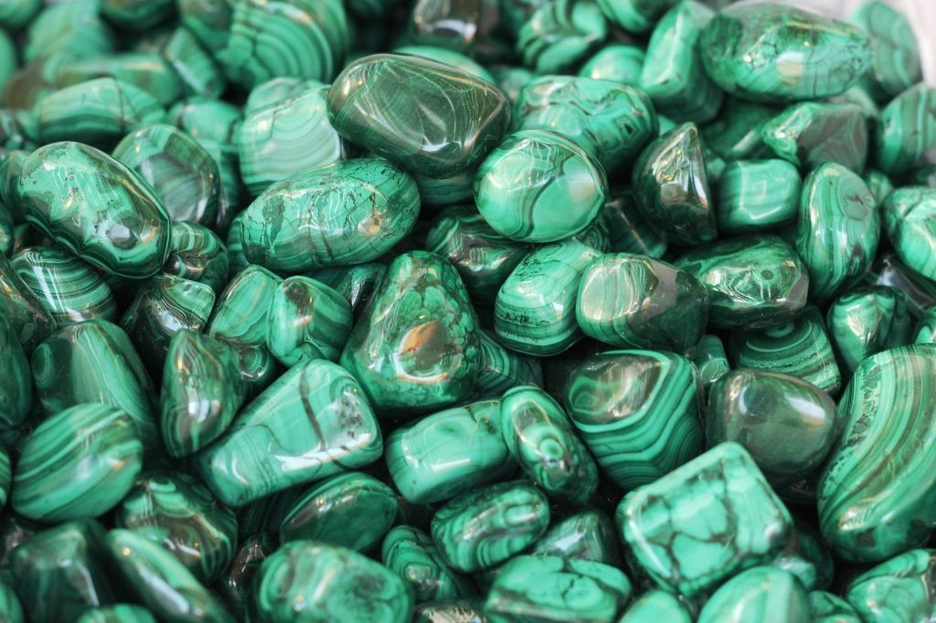 How to Cleanse Malachite