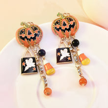 Load image into Gallery viewer, Halloween Party Earrings