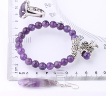 Load image into Gallery viewer, Spiritual Amethyst Reiki Set