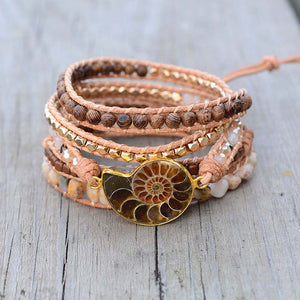 Sunstone Energy and Protection Bracelet