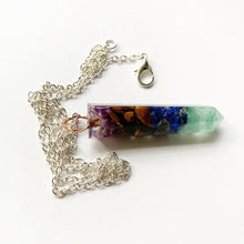 Load image into Gallery viewer, Spiritual Mixed Crystal Necklace