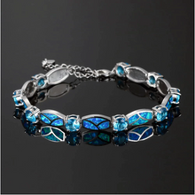 Load image into Gallery viewer, Fire Opal Bracelet