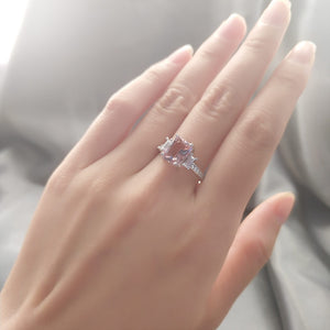 Gorgeous Morganite Ring