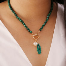 Load image into Gallery viewer, Spiritual Malachite Necklace
