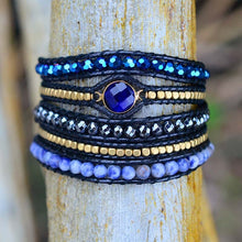 Load image into Gallery viewer, Protective Vegan Hematite Bracelet
