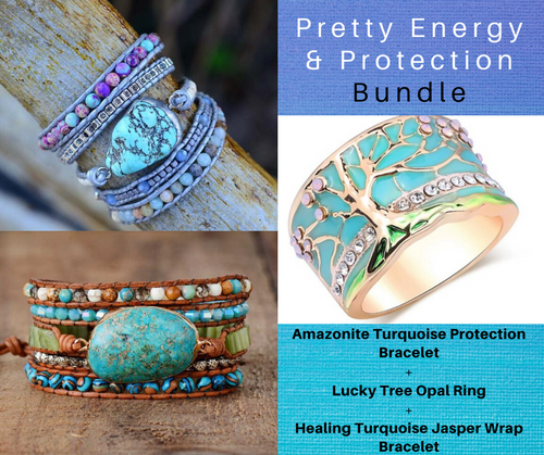 Pretty Energy & Protection Bundle