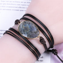 Load image into Gallery viewer, Spirit Boho Labradorite Bracelet
