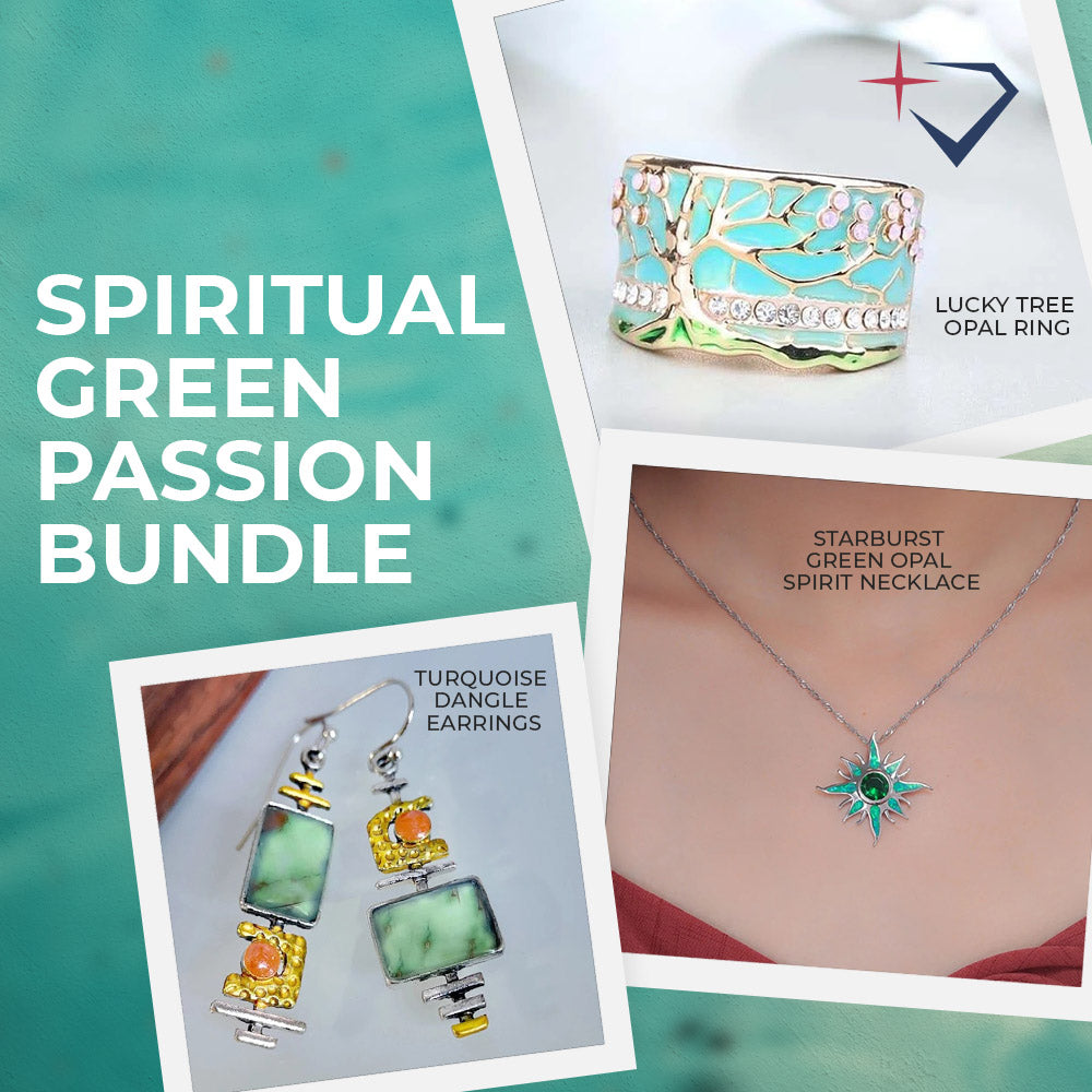 Spiritual Green Passion Bundle