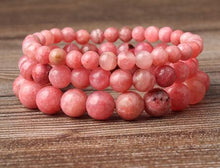Load image into Gallery viewer, Spiritual Rhodochrosite Bracelet