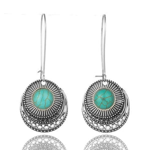 Turquoise Tide Earrings
