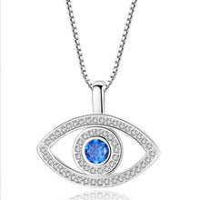 Load image into Gallery viewer, Spiritual Evil Eye Necklace