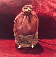Potli bags with mesh (net) - Indian Wedding Bazar