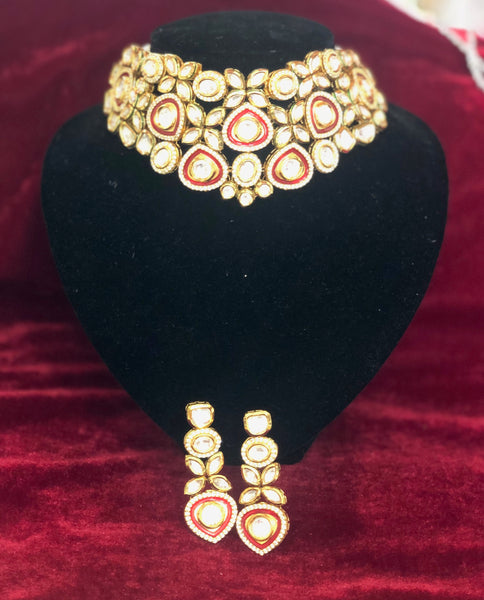 Bridal Kundan Set - Indian Wedding Bazar