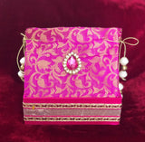 Designer Box Potli - Indian Wedding Bazar