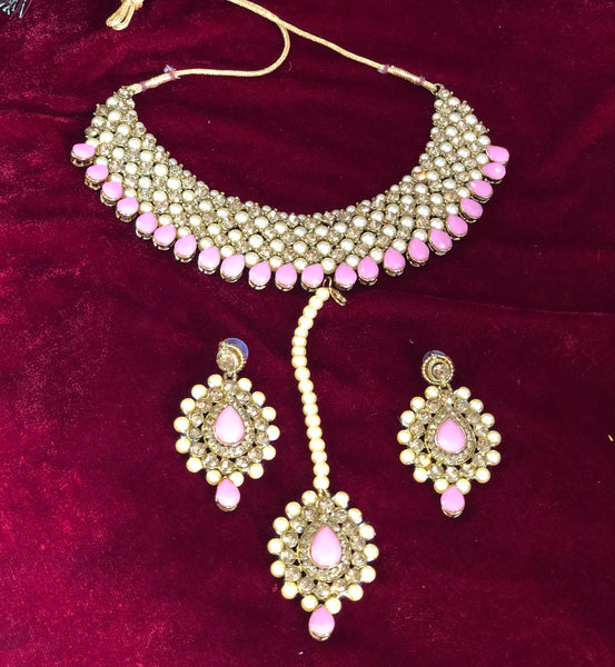 Necklace Set - Indian Wedding Bazar