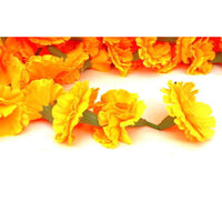 Artificial Marygold Flower Ladi - Indian Wedding Bazar