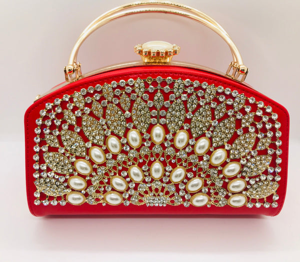 Bridal designer purse