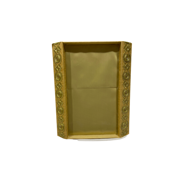 Green Zardosi Tray (X-Large)