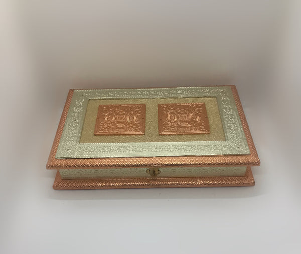Rectangle Metal dry fruit box