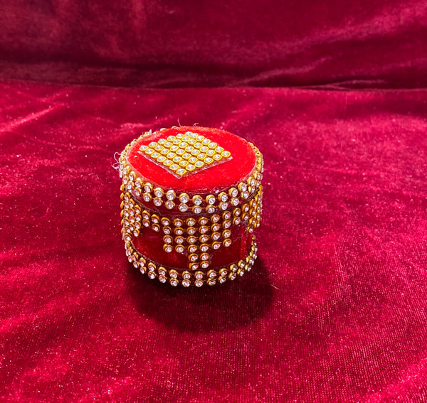Fancy Sindoor box - Indian Wedding Bazar