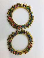 Ghungroo kada (2 set) - Indian Wedding Bazar