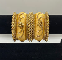 SANIA Silk Thread Bangle Set - Indian Wedding Bazar