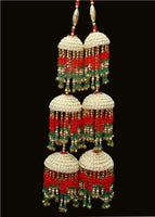 Multi Pearl Kalire - Indian Wedding Bazar