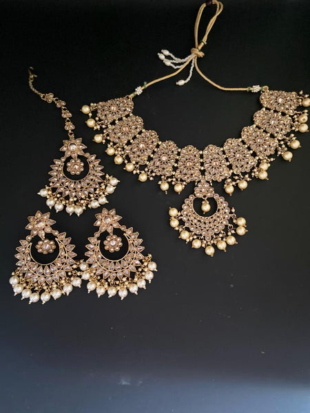 AVANTIKA Bridal Set - Indian Wedding Bazar