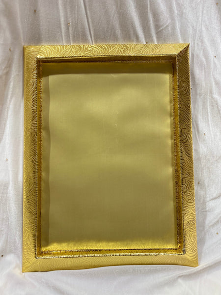Gold Tray Medium