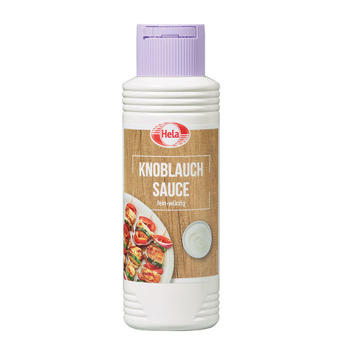 Hela Garlic Sauce - 300ml