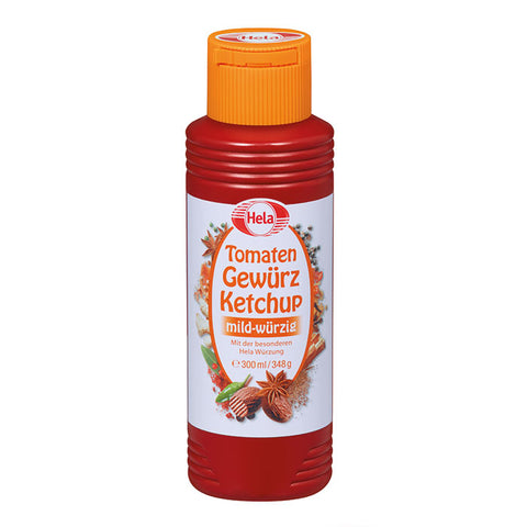 Hela Spicy Tomato Ketchup - 300ml